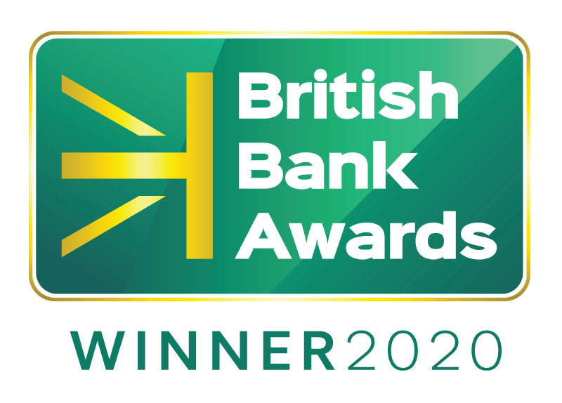 Best Online Trading Platform - British Bank Awards - Winner 2020