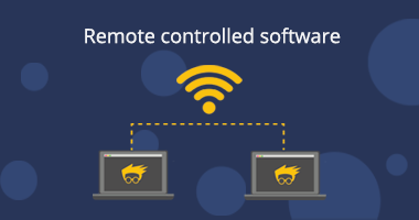 Remote controlled software