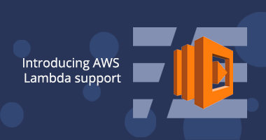 Introducing AWS Lambda support