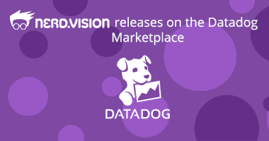 NerdVision releases on the Datadog Marketplace