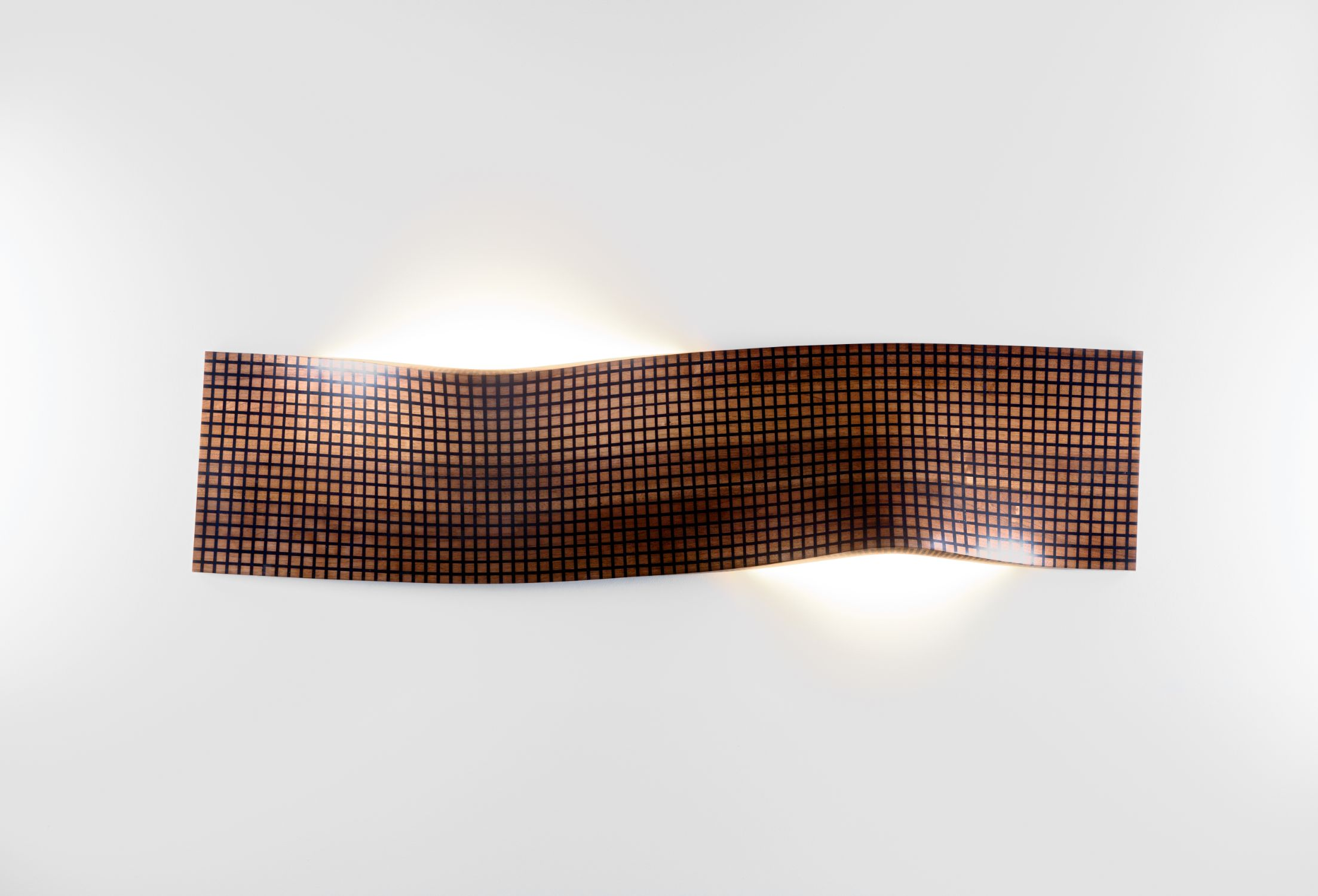 Grid Wall Light