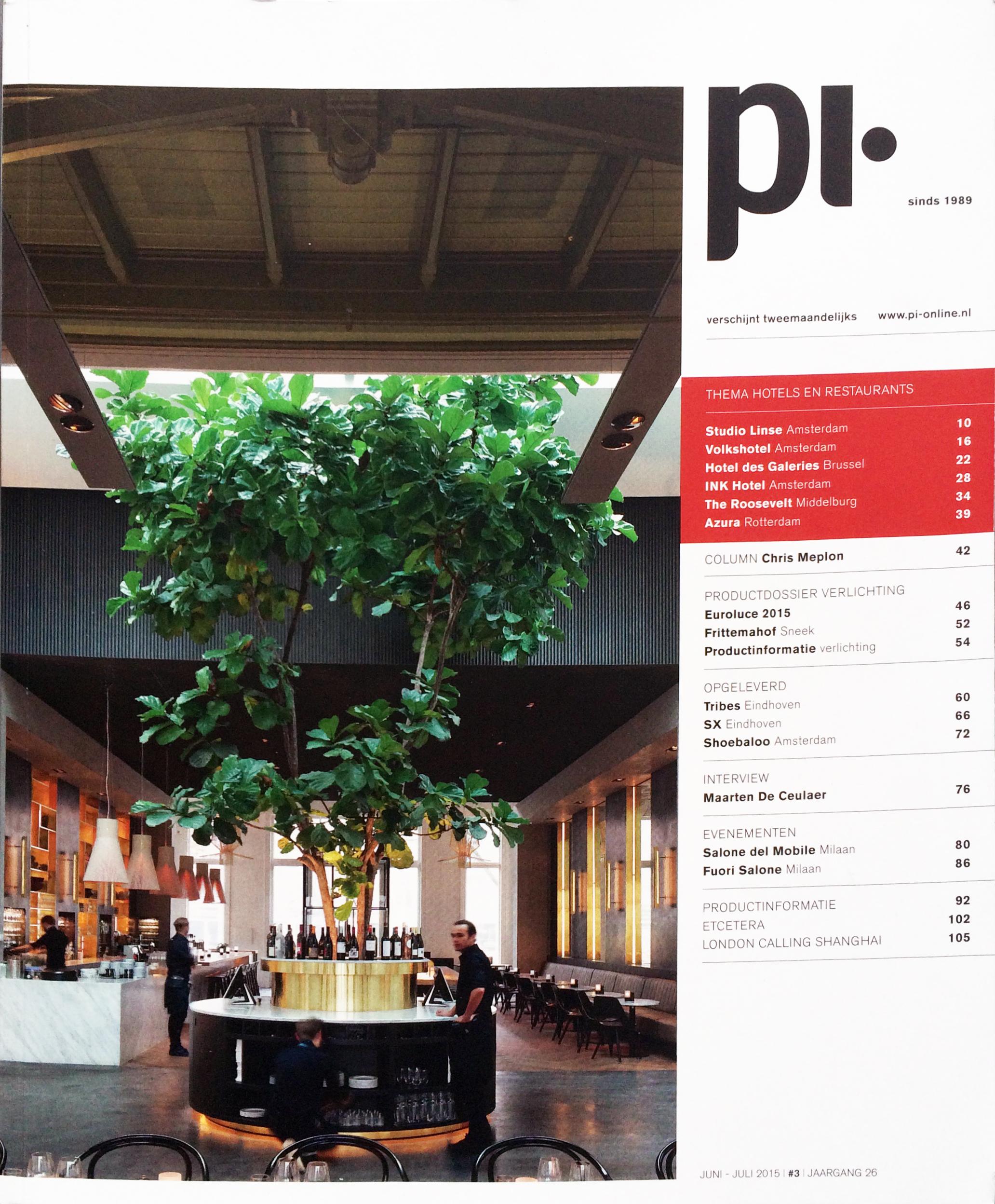 PI Magazine