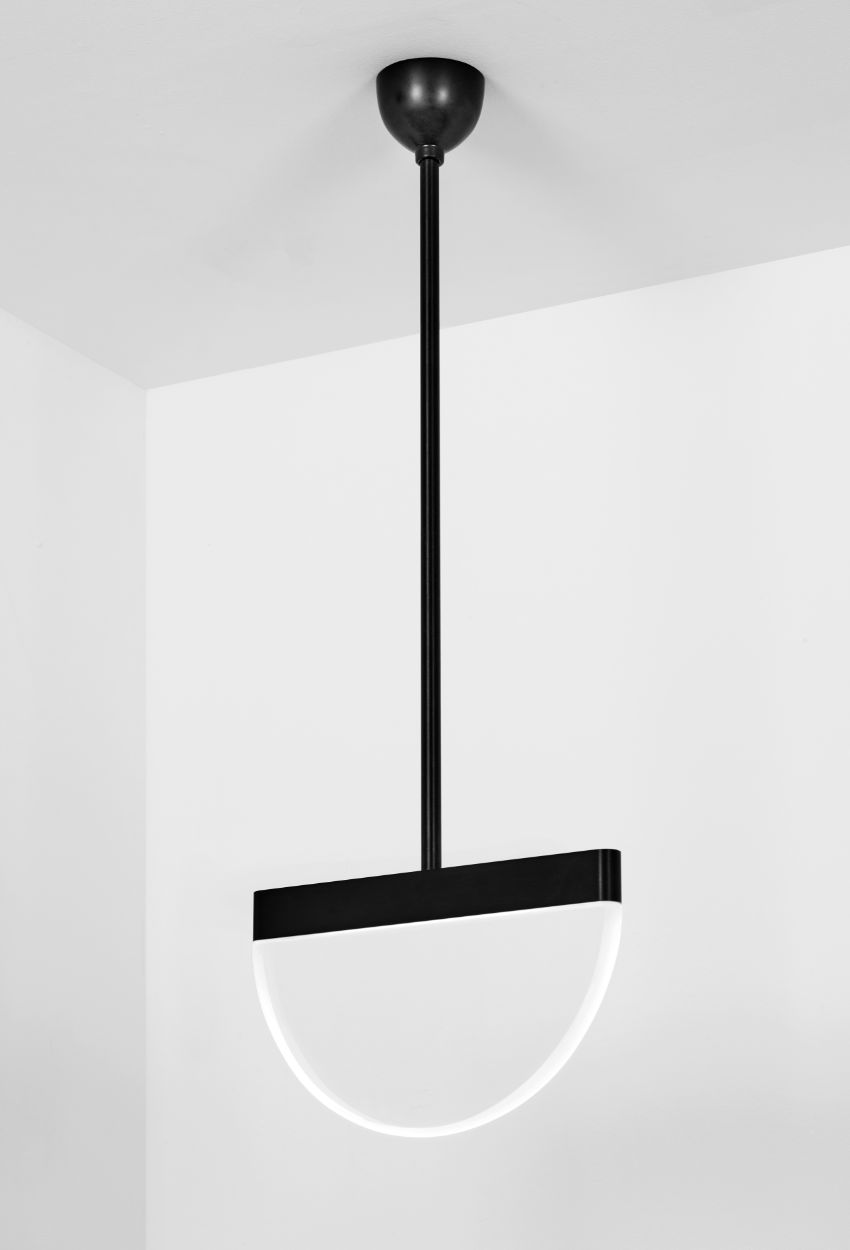 Halo Suspension Light