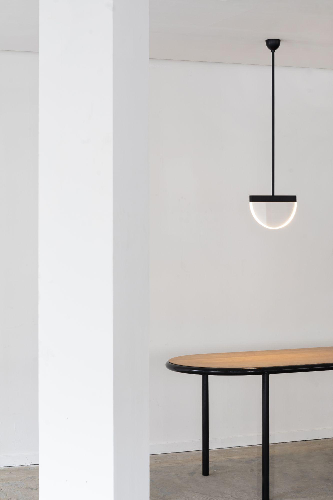 Halo Suspension Light