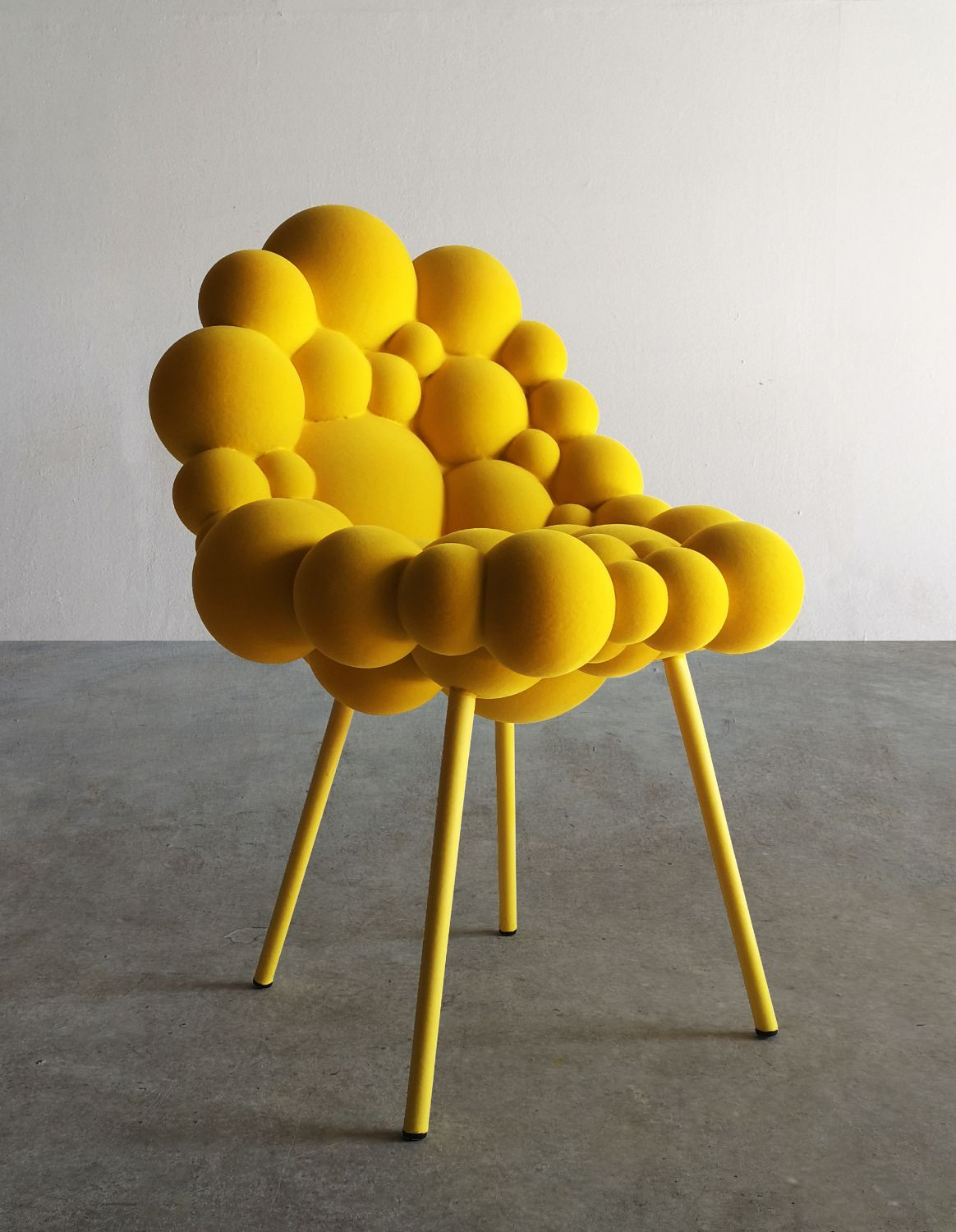 Mutation Shell Chair