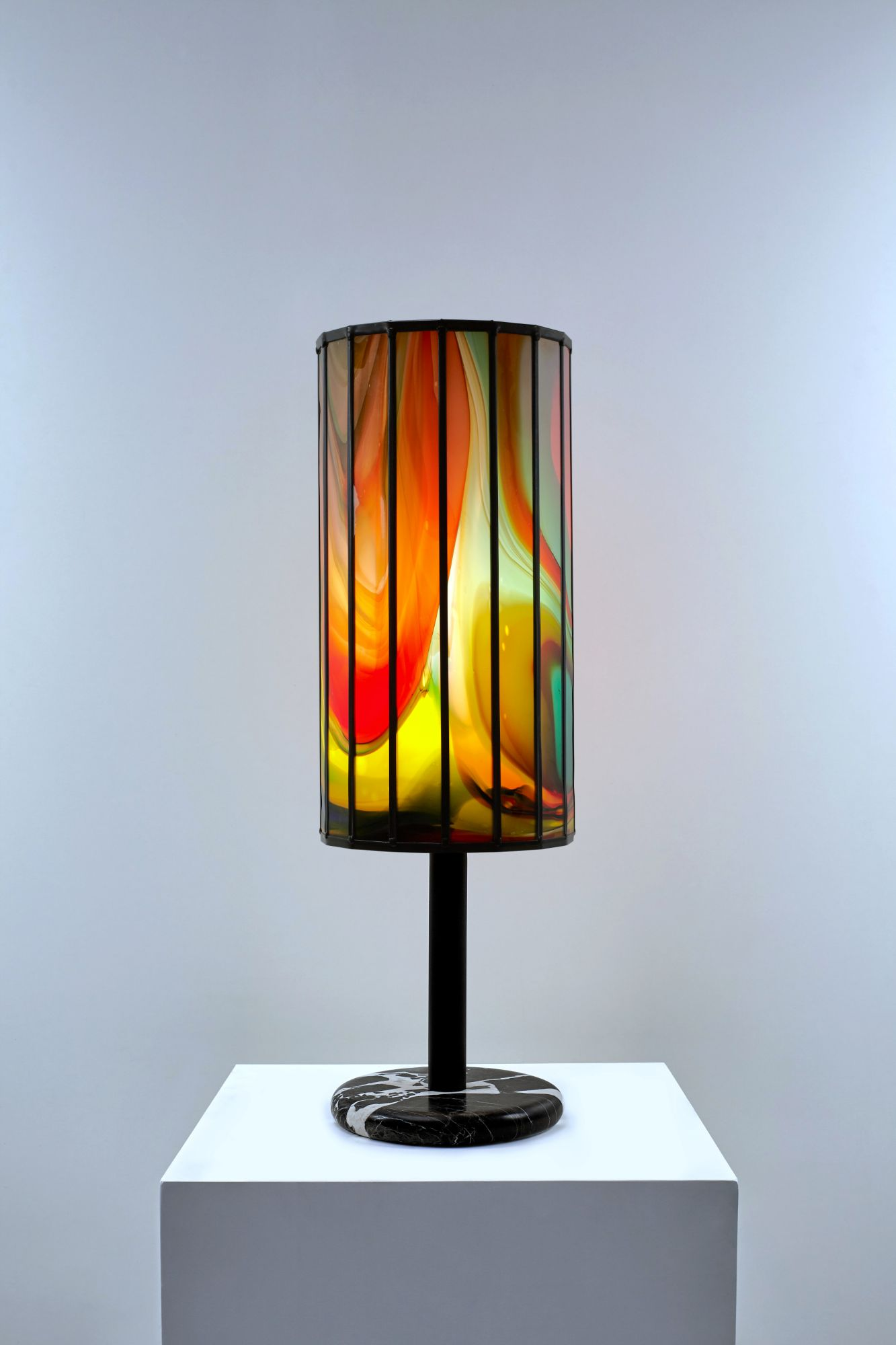 Stained Glass Table Light 76.2