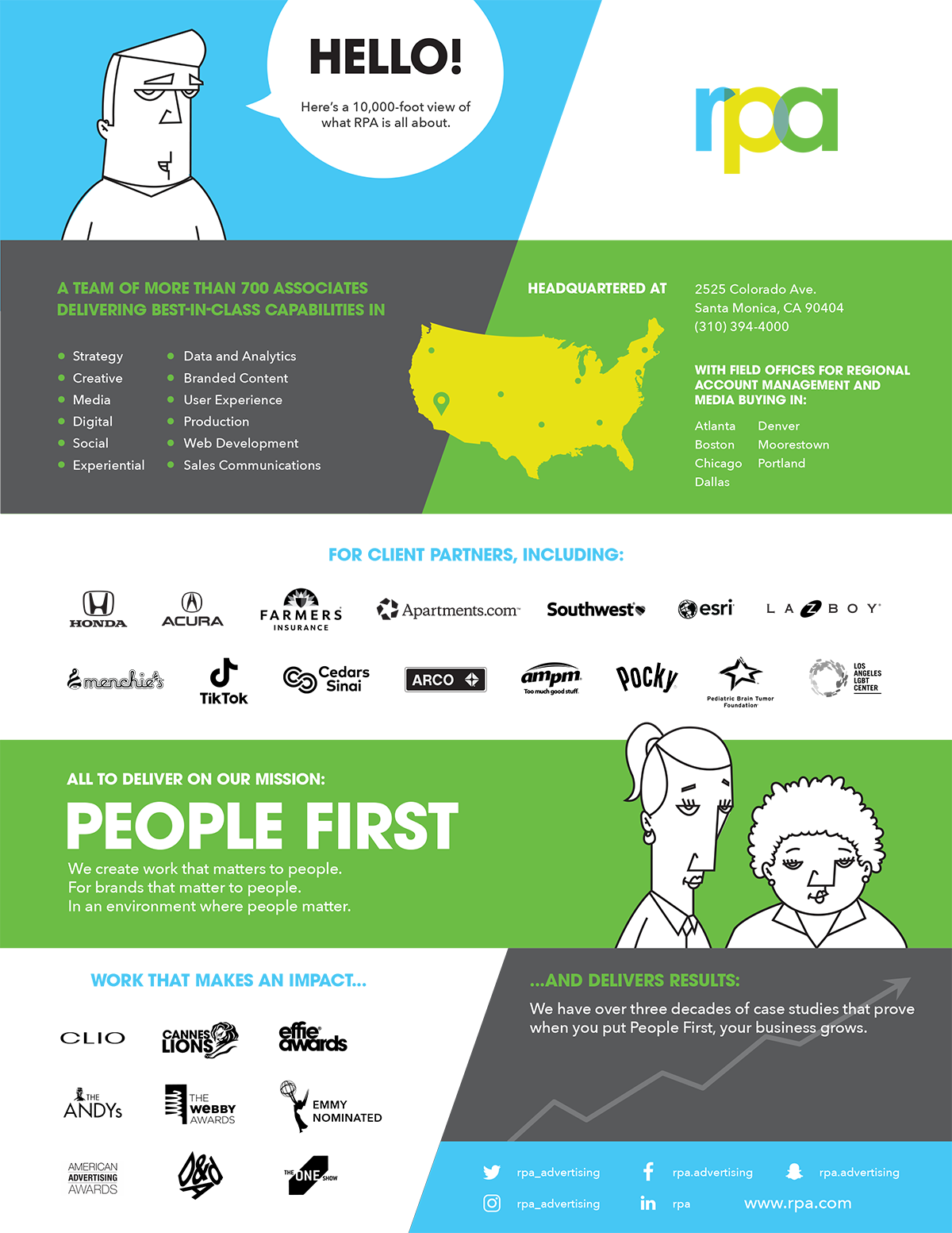 RPA Fact Sheet