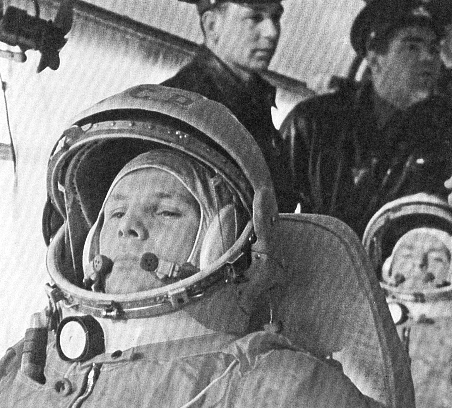 Yuri Gagarin | Biography & Facts | Britannica