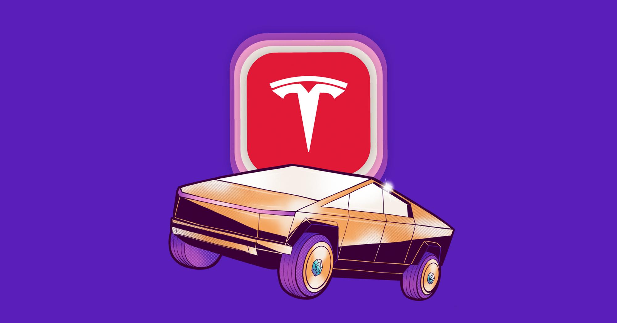 Buy Tesla shares
