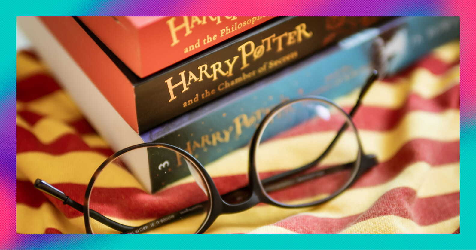 Harry Potter's publisher cleans up