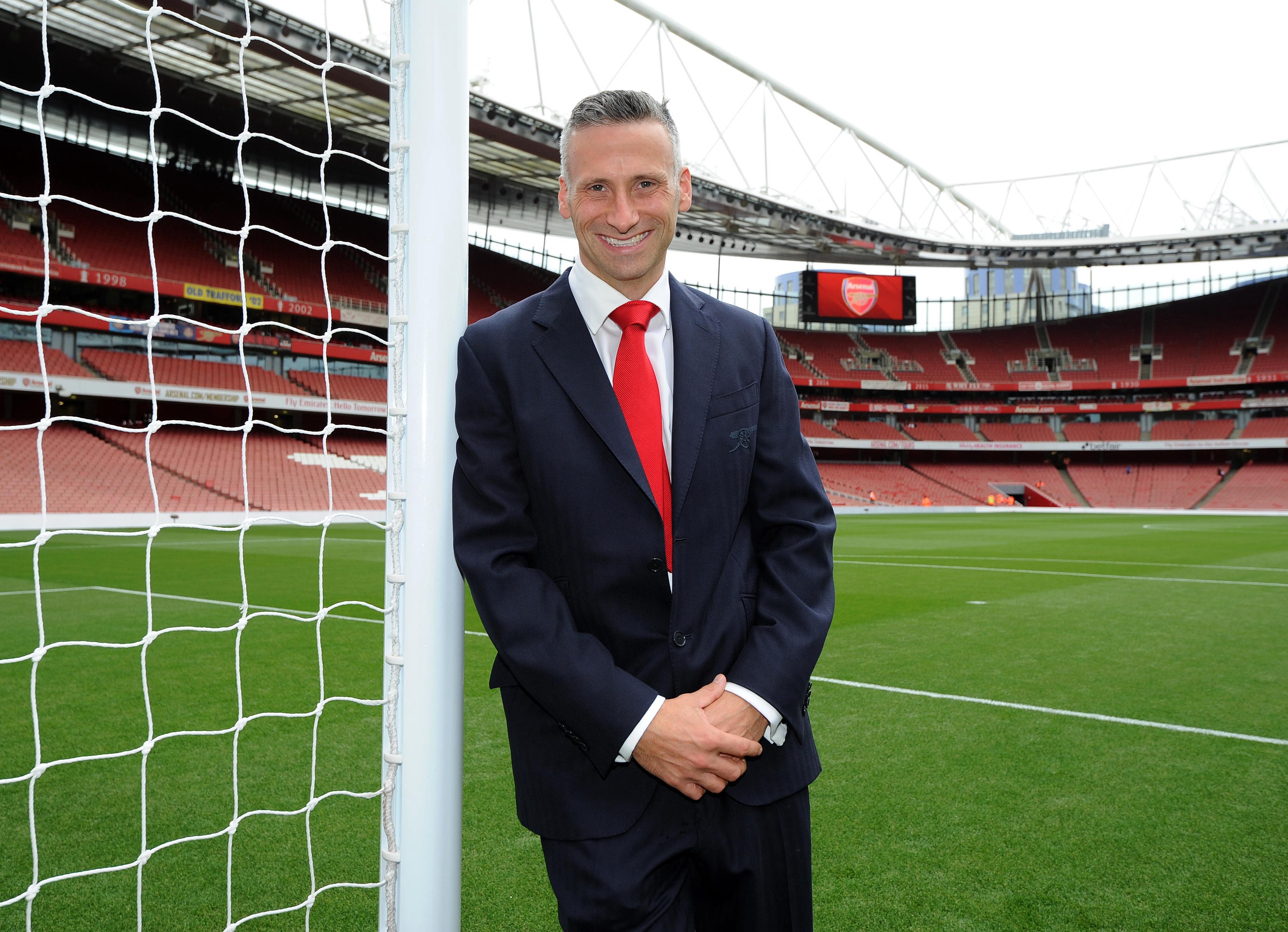 Image result for arsenal stadium management ceo