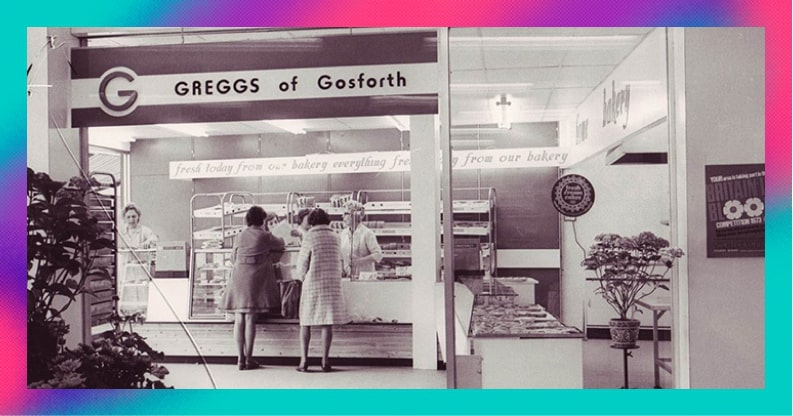 Greggs, down but not out