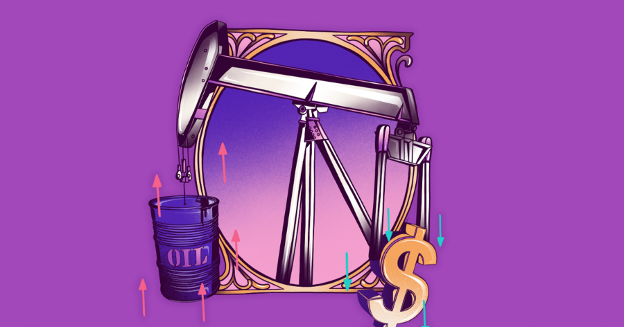 What's happening with oil?
