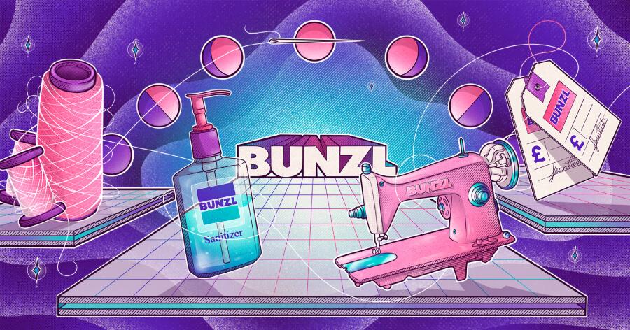 Bunzl fights back