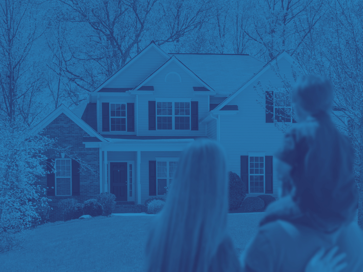 Homeowners Looking At Home