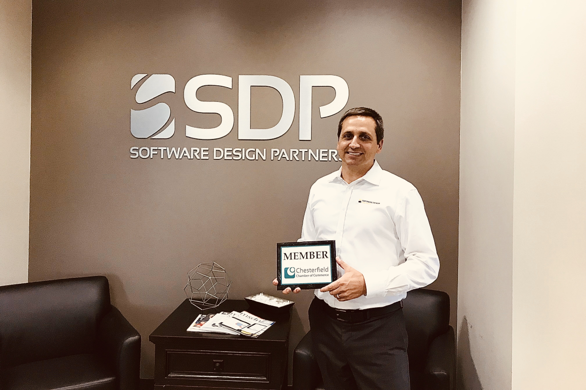 SDP is a proud new member of the Chesterfield Chamber of Commerce