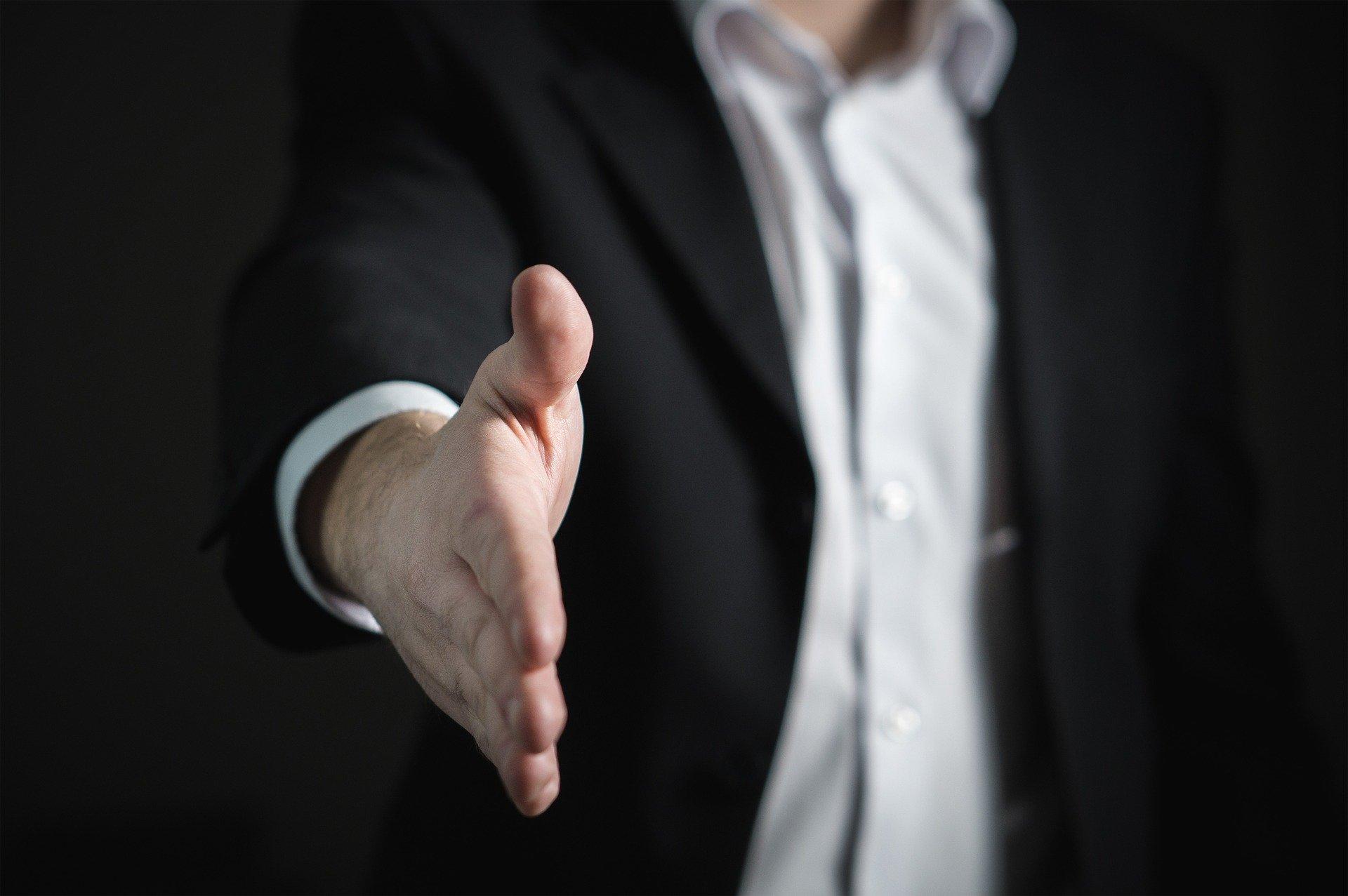 Handshake-Hiring