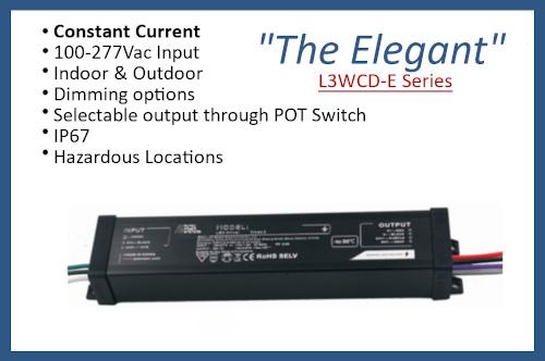 """L3WCD-E Series """"The Elegant"""""""