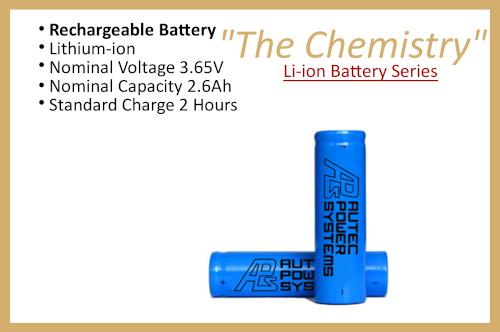 "Li-ion Battery Series ""The Chemistry"""