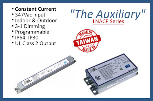 """LNACP Series """"The Auxiliary"""""""