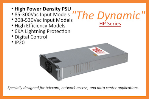 "HP Series ""The Dynamic"""