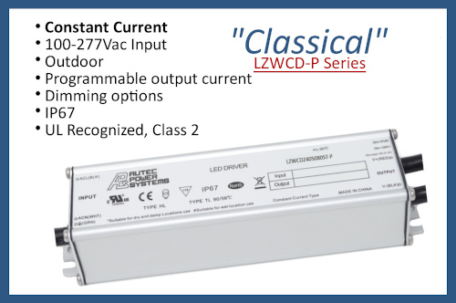 "LZWCD-P Series ""Classical"""