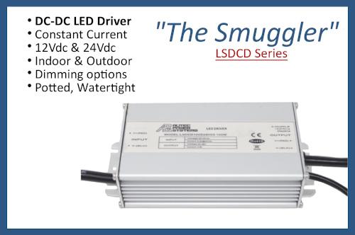 "LSDCD Series ""The Smuggler"""