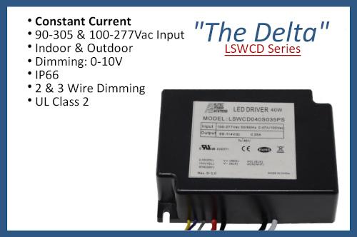 "LSWCD Series ""The Delta"""