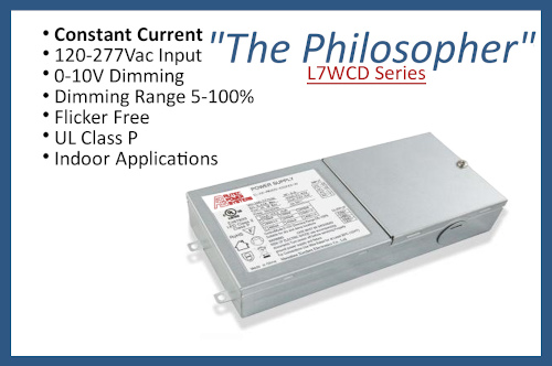 """L7WCD Series """"The Philosopher"""""""