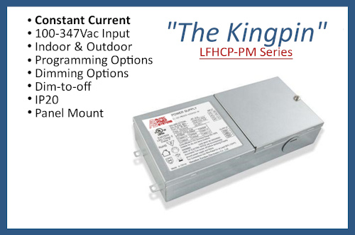 "LFHCP-PM Series ""The Kingpin"""