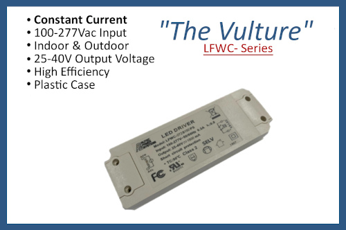 """LFWC- Series """"The Vulture"""""""