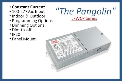 "LFWCP Series ""The Pangolin"""