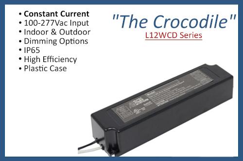"""L12WCD Series """"The Crocodile"""""""