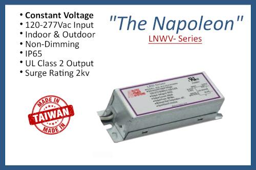 "LNWV- Series ""The Napoleon"""