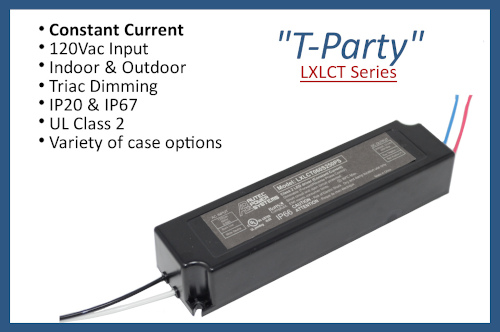 """LXLCT Series """"T-Party"""""""
