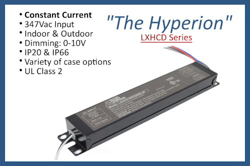 """LXHCD Series """"The Hyperion"""""""