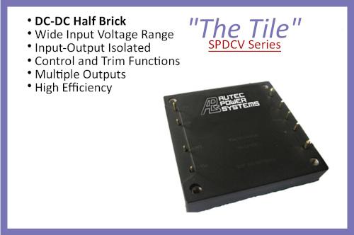 "SPDCV Series ""The Tile"""