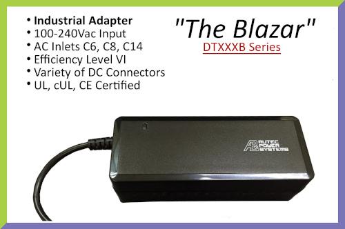 "DTXXXB Series ""The Blazar"""