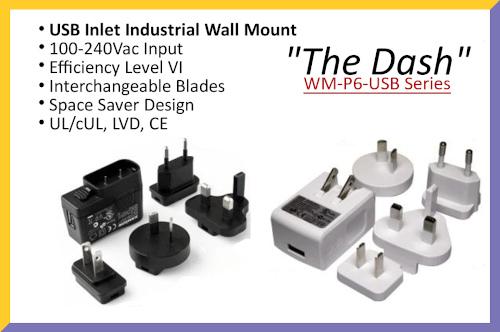"WM-P6-USB Series ""The Dash"""