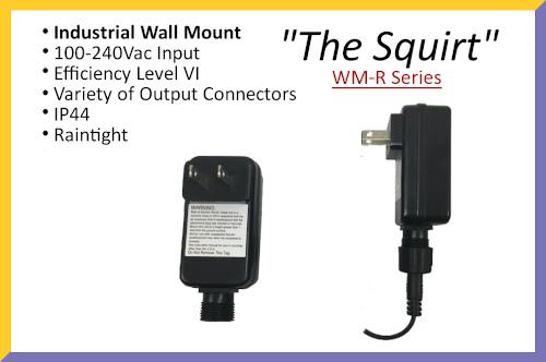 """WM-R Series """"The Squirt"""""""