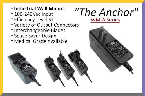 """WM-A Series """"The Anchor"""""""