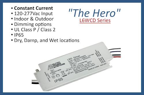"L6WCD Series ""The Hero"""