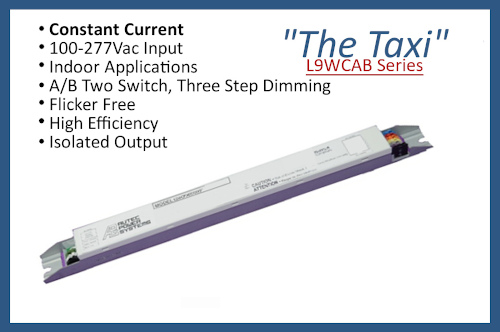 """L9WCAB Series """"The Taxi"""""""