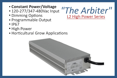 "L2 HP Series ""The Arbiter"""