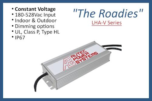 """LHA-V series """"The Roadies"""""""