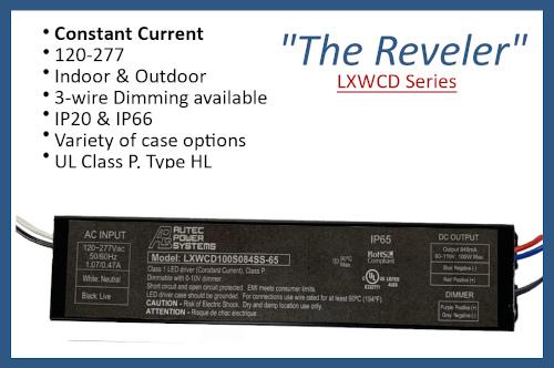 "LXWCD Series ""The Reveler"""