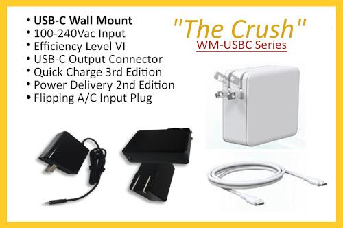 """WM-USBC Series """"The Crush"""""""