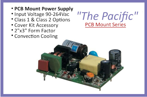 """PCB Mount Series """"The Pacific"""""""