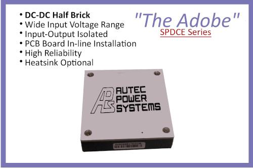 "SPDCE Series ""The Adobe"""