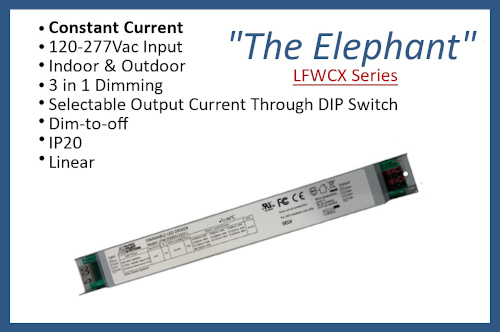 "LFWCX Series ""The Elephant"""